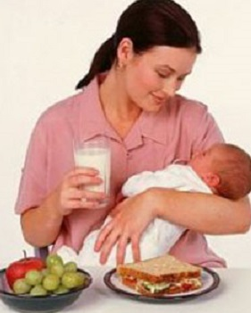 Diet for Lactation