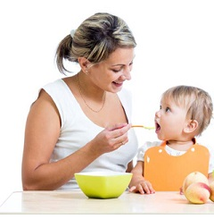 Diet for Infants (Weaning)