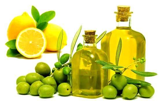Health Benefits of Olive and Lemon